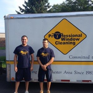 Mike and Robbie - Dedicated team associates